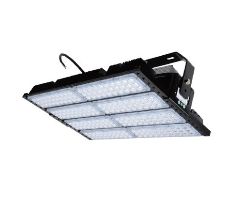 320W 5700K Flat Panel Bay Light, 41000 Lumens