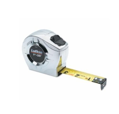33' P2000 Series Chrome Colored Measuring Tape