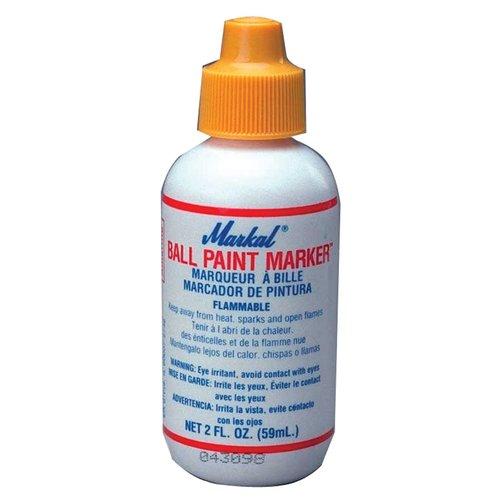 Blue Ball Paint Marking Marker