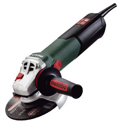 6'' Angle Grinder with Locking Paddle, 9600 RPM