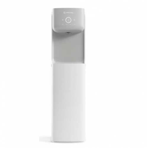 5 Gallon Filtered Water Dispenser w/ UV Sanitation & Touch Panel, White