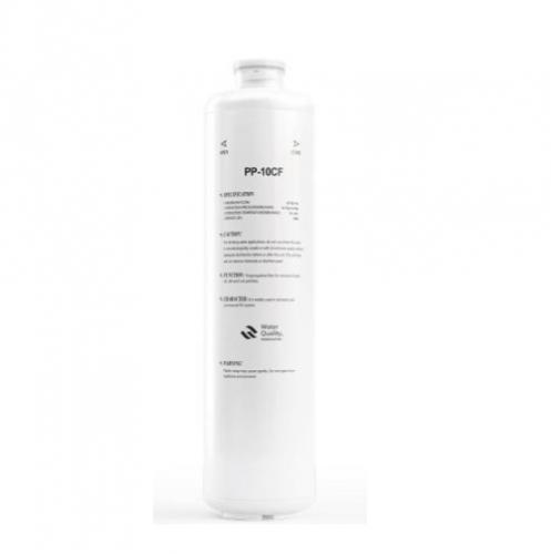 PP Sediment Fiber Filter w/ Twist & Lock Seal for Filtered Water Dispenser
