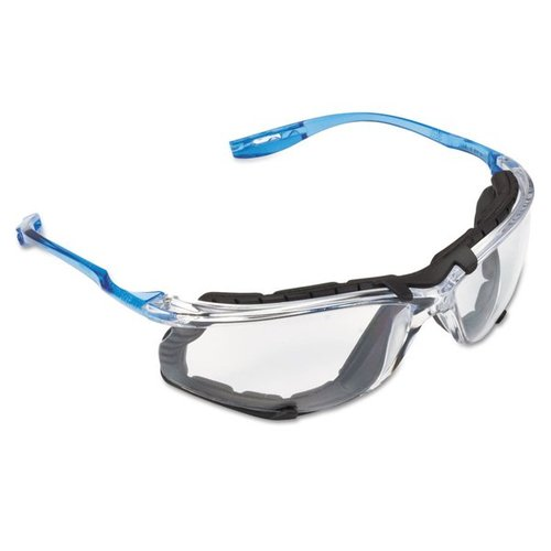 Virtua CCS Protective Eyewear, Clear Polycarbonate Lenses, Anti-Fog