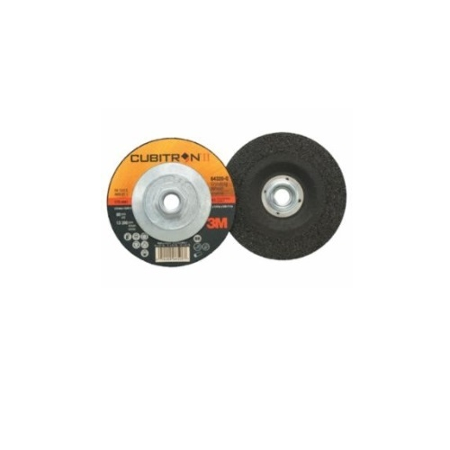 0.25-in Depressed Center Grinding Wheel, 4.5-in Diameter