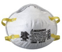 Personal Safety Division N95 Particulate Respirators