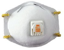 N95 Particulate Non-Oil Cool Flow Respirator Mask