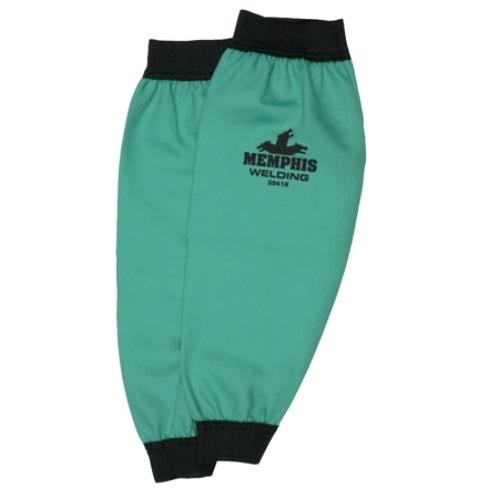 18-in Protective Welding Sleeve, Green