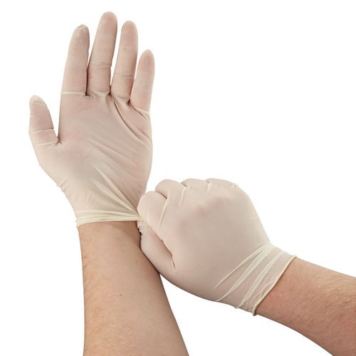 Large 5 Mil Disposable Vinyl/Latex Gloves