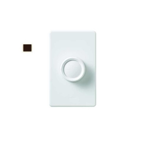 Retro Rotary Wall Switch, Brown