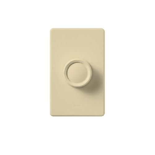 Retro Rotary Wall Switch, Ivory