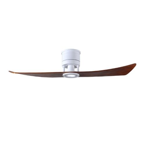 Matthews Fan 52 In 29w Lindsay Ceiling Fan W Light Dc 6 Speed 2 Walnut Blades Matte White Matthews Fan Lw Mwh Wa Homelectrical Com