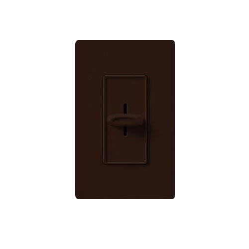 Designer Slide Wall Switch, Brown