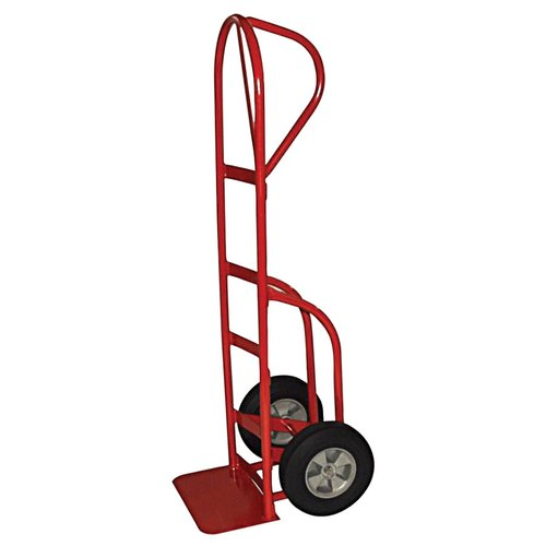 P-Handle Hand Trucks with Solid Rubber Wheels