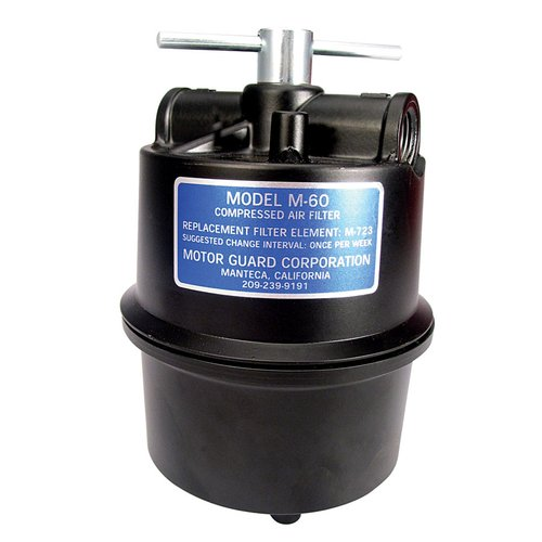175F Sub-Micronic Compressed Air Filter