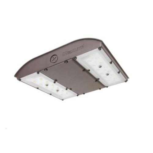 28W LED MPulse Canopy Light, 0-10V Dim, 150W MH Retrofit, 3885 lm, 4000K, Bronze