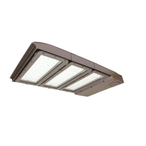 41W LED Area Light w/ Motion, Low Profile, 0-10V Dim, 175W MH Retrofit, 4060 lm, 5000K
