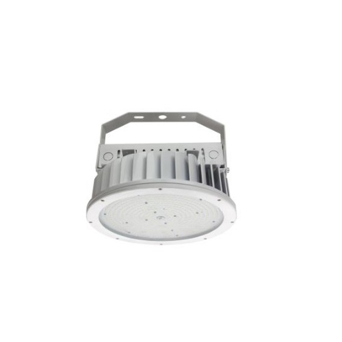 240W LED Round High Bay Pendant w/ 120V Cord & Plug, 600W MH Retrofit, 5000K, White