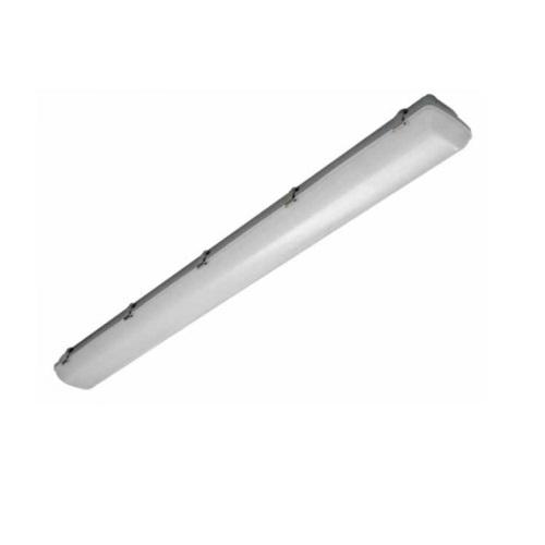 4-ft 23W/35W/48W LED Vapor Tight w/ Backup, 120V-277V, Selectable CCT