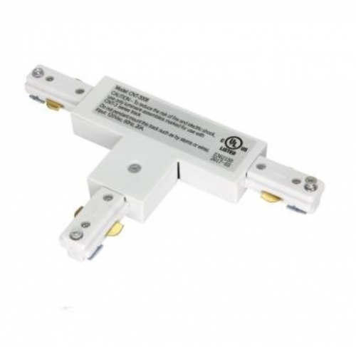 LED Track Light T-Intercept Connector