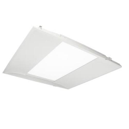 30W 2x2 Edge-Lit LED Troffer Retrofit Kit, Dimmable, 4100K