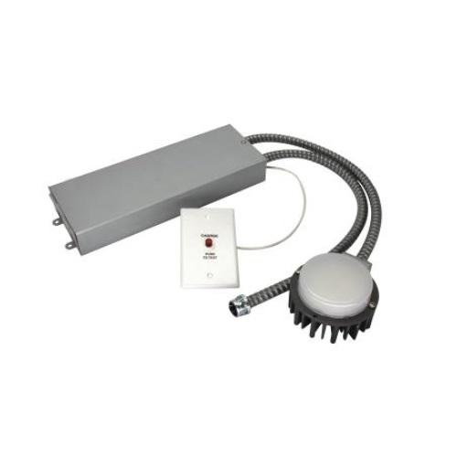 san francisco 2e8ec ca943 MaxLite 12W LED Recessed Downlight w/ Battery Backup, 0-10V Dimmable, 1224  lm, 4000K