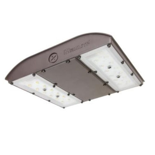 56W LED Canopy Light w/ Surge Protector, 0-10V Dim, 250W MH Retrofit, 6920 lm, 4000K