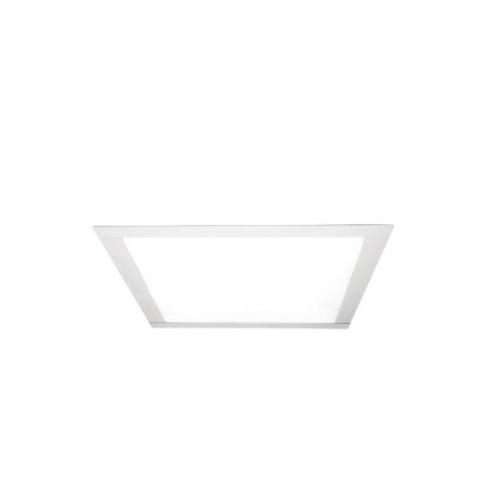 30W 2x2 LED Flat Panel Retrofit Kit with Battery Backup/Sensor, Dim, 3116 lm, 5000K