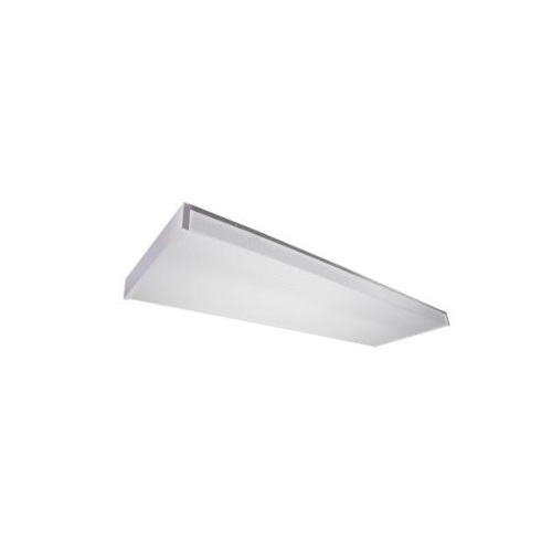 62W 4-ft LED Wide Body Utility Wrap with On/Off Motion Sensor, Dimmable, 8800 lm, 4000K