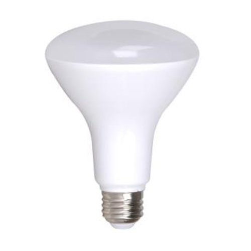 14W 3000K LED BR30 Bulb, Dimmable,  90+ CRI