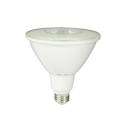 15W 3000K PAR38 Flood Lamp, Dimmable