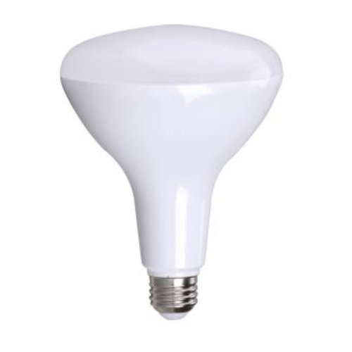 17W 2700K Dimmable, Flood Lamp, BR40