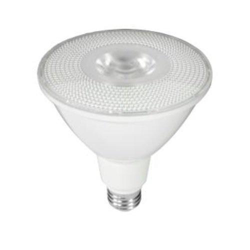 17W 3000K 277V PAR38 Flood Lamp, Non-Dimmable