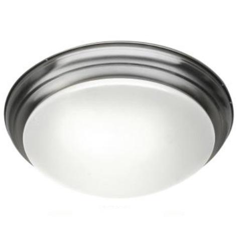 17.1W LED Flush Mount Ceiling Light, 0-10V Dim, 75W Inc Retrofit, 1139 lm, 2700K