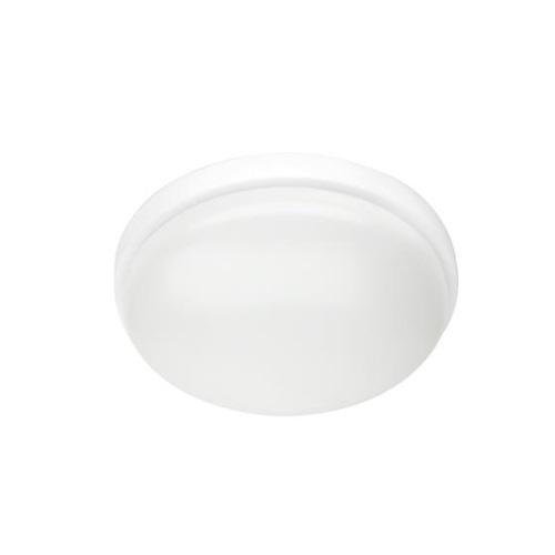 23W LED Flush Mount Ceiling Fixture, 100W Inc Retrofit, Dim, 1814 lm, 2700K