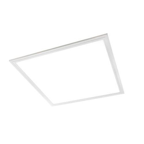 40W 2x2-ft Edge Lit LED Flat Panel w/Battery Backup, 0-10V Dim, 4182 lm, 4100K
