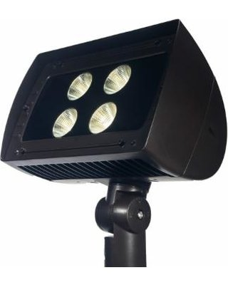 Trunnion Mounted 150w Led Architectural Flood Light 4100k 400w Mh