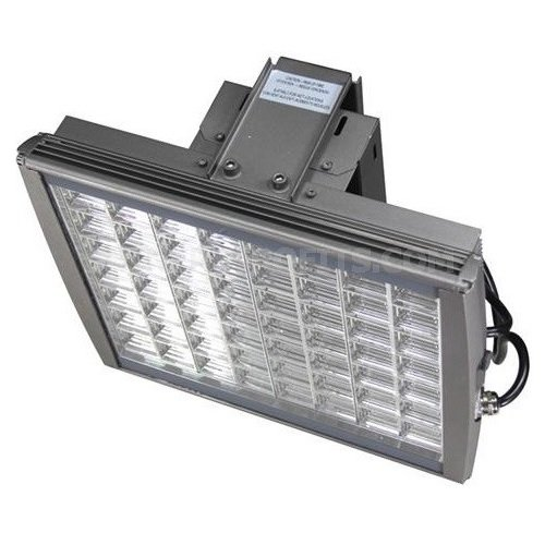 132 W 5000K LED High Bay Pendant, Charcoal