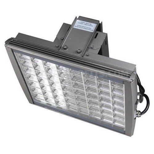 160 W 5000K LED High Bay Pendant, Charcoal