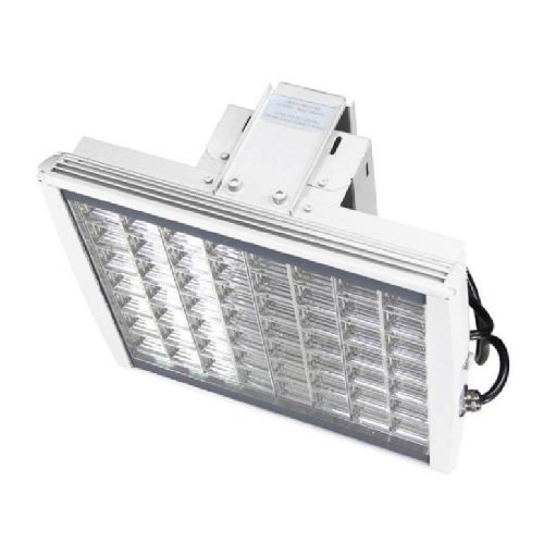 160 W 5000K LED High Bay Pendant, White