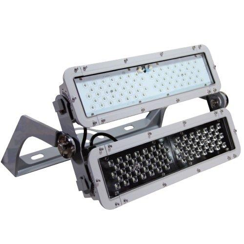 270W 5000K LED Floodlight Universal Voltage 22 Degree, High Output