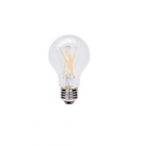7W 2700K Dimmable Filament LED A19 Bulb