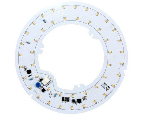 """23 Watts 2700K Round LED Light Engine, 7"""" Diameter, 90+ CRI"""