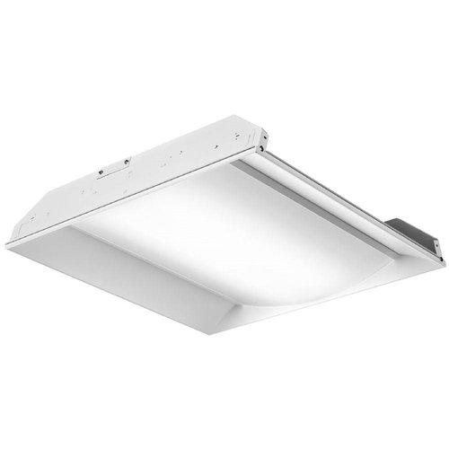 2x4 Led Light Fixtures Dimmable: MaxLite 2X4 35W LED Troffer LRK-Series W/ Battery Backup