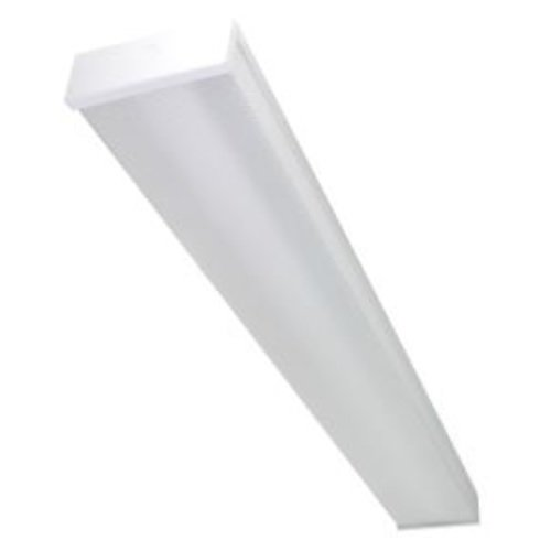 Led Light Fixture Keeps Going Out: MaxLite Two Lamp 4 Foot T8 LED Lamp Ready Linear Utility