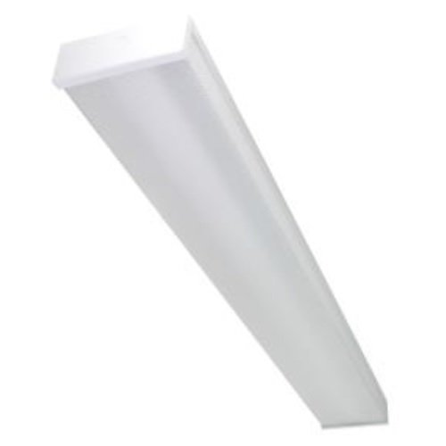 Led Light Fixture Keeps Going Out: MaxLite 20W 4 Ft LED Surface Mount Utility Wrap Fixture W
