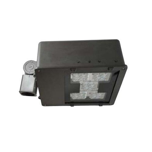 100 Watt LED Large Flood Light, Flood Beam with Knuckle,Motion/Daylight Sensor