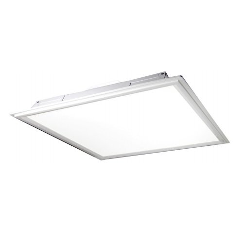 MaxLite 40W 2X2 LED Panel Light w/ Battery Backup, 3540 lumens, Dimmable,  3500K, DLC