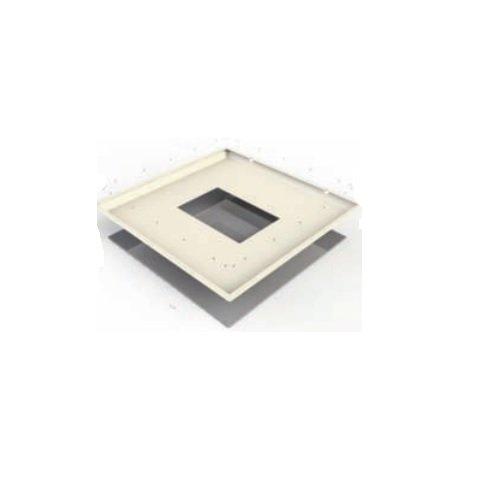Maxlite Led Flat Panel Surface Mount Kit For Maxlite 2x2
