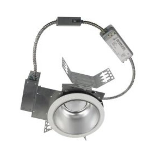 6 Inch 15W Architectural LED Downlight Fixture, 4000K, 910 Lumens