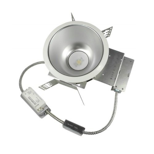 Architectual Downlight Fixture 15W LED 8-Inch 4000K